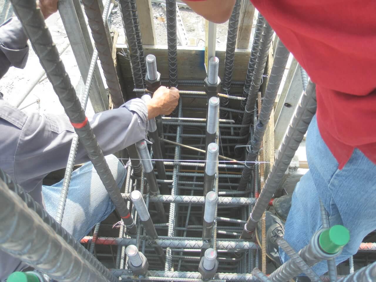 地脚螺栓应用案例3